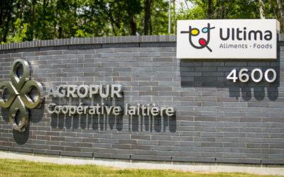 Agropur devient propriétaire d'Ultima